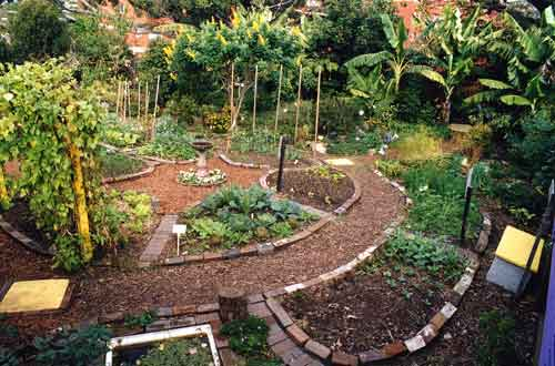 sample permaculture