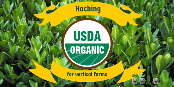 how to get usda organic certification for vertical farms