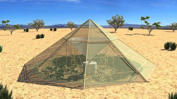 Multifunctional greenhouse in Ethiopia
