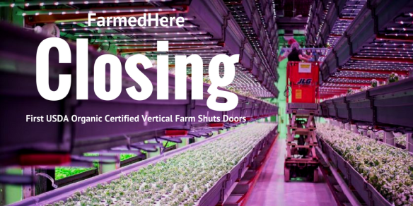 One-time largest vertical farm shuts down | The Urban