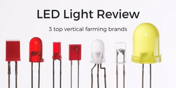 led lights for vertical farming