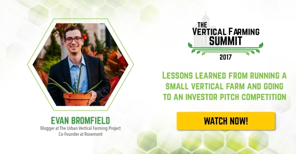 evan bromfield vertical farming speaker